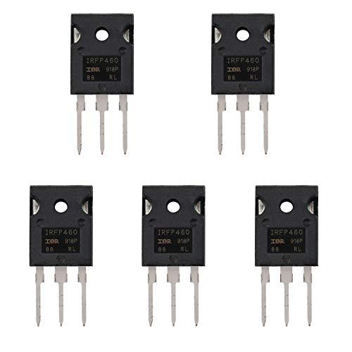 BOJACK IRFP460 MOSFET Transistoren IRFP460N 20 A 500 V N-Kanal Leistungs MOSFET IRFP460NPBF TO-247 (Packung mit 5 Stück)