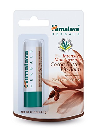 Himalaya Pflanzen Herbal Healthcare Intensive Moisturizing Cocoa Butter Lip Balm, 0,16 Ounce