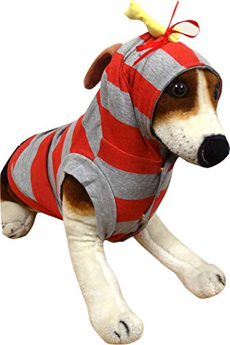 MJC Dr. Seuss The Grinch Max Dog Costume Hoodie Union Suit (Large/X-Large)