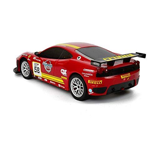RC Rennwagen kaufen Rennwagen Bild 1: 1:20 HSP Himoto Ferrari F430 GT*