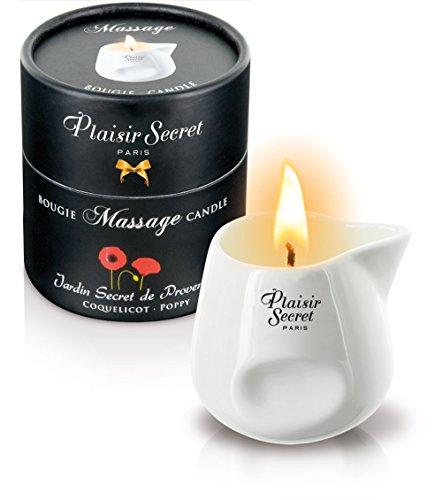 Plaisir Secret Bienestar y Masaje Eróticos 1 Unidad 80 ml