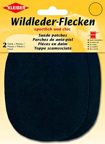 Kleiber + Co.GmbH Wildlederflecken Klein, ca. 12,5 cm x 10 cm