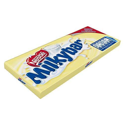 Nestlé Milkybar Chocolate Blanco - Tableta de chocolate blanco 20x100g