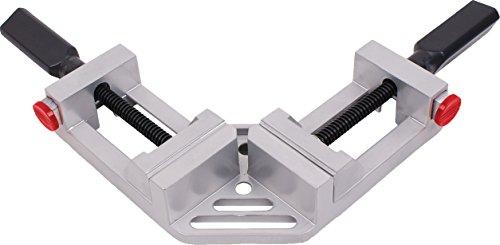Connex COM870065 Winkelschraubstock 65 mm mit Schnellspannfunktion