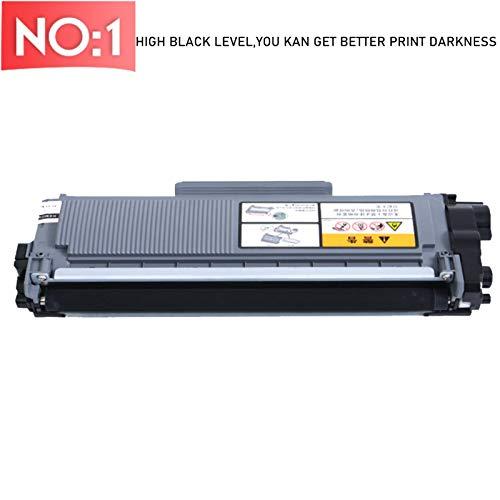 CUXU Compatible con el reemplazo del Cartucho Brother TN-660, Adecuado para HL-L2340DW HL-L2320D DCP-L2540DW DCP-L2500D / DCP-L2520DW / DCP-L2520DW / DCP-L2540DN MVC-L272
