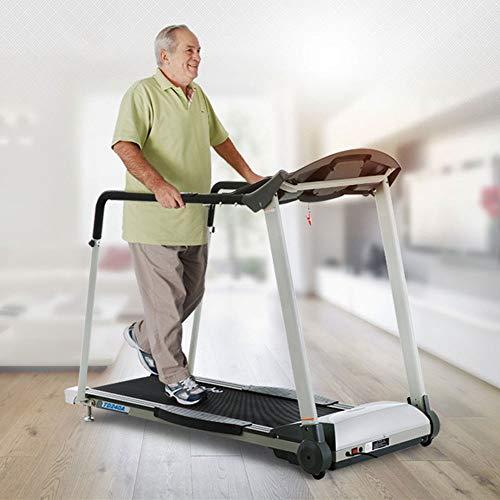 Fitnessprodukte Old Man Walking-Maschine elektrische Laufband Heimmultifunktion Stille Folding Senior Fitness Sportausrüstung Gewichtsverlust Ausrüstung Intelligent Folding Treadmill Sportausrüstung