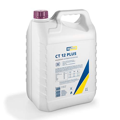 Cartechnic Kühlerschutz CT12 Plus violett 5-Liter