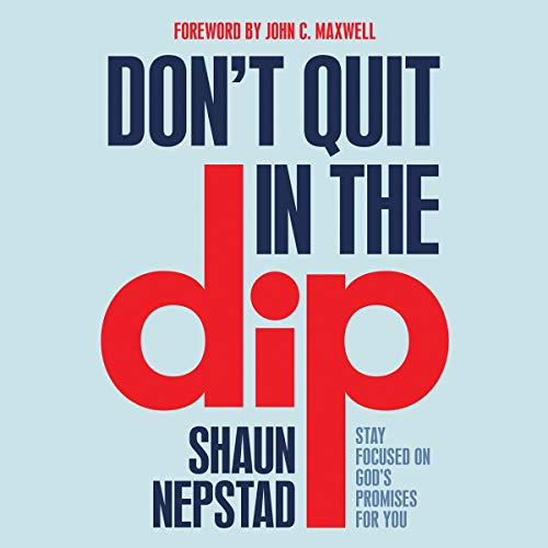 Don't Quit in the Dip cover art