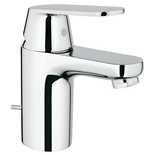 Eurosmart Cosmopolitan - Grifo de baño con un solo agujero, 1.2 GPM