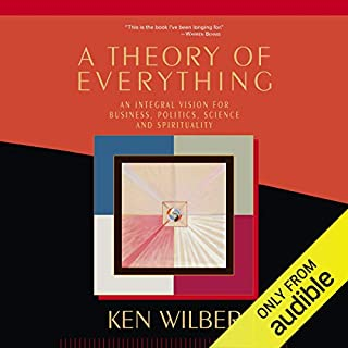 Theory of Everything audiobook cover art