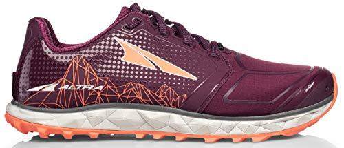 ALTRA Women's AFW1953G Superior 4 Trail Running Shoe, Plum - 10.5 M US