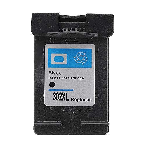 ZJYSM Impresoras 302xl 302 XL Cartucho de Tinta Compatible con HP HPENVY4520 Oficina DE Oficina 4650 Tinta de Impresora de Tinta 2131 2132