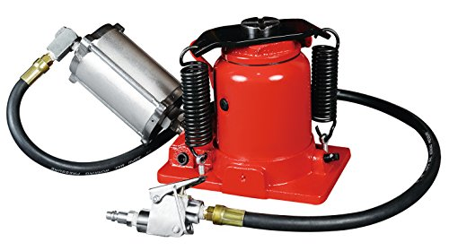 Astro 5304A 20 Ton Low Profile Air/Manual Bottle Jack