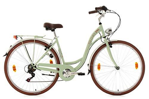 KS Cycling Damenfahrrad 28'' Eden Mint RH 48 cm