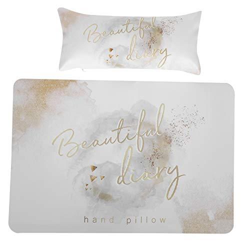 Almohada para reposo de manos, materiales de alta calidad, fácil de usar, duradera, para decoración de uñas, para decoración de uñas