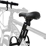 Asiento y Manillar de Bicicleta para Niños, Soporte Ajustable y Desmontable, Fácil Montaje, Adecuado para Niños de 2-5 años y hasta 20 Kg