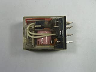 Omron MY4-AC24 Relay 4Pdt Coil: 24VAC 14 PIN
