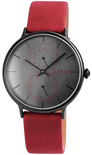 adexe Reloj de Hombre The Fore Seer Piel 1888d de 05