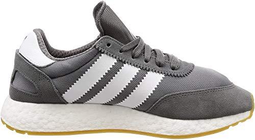 Adidas I-5923, Zapatillas de Deporte para Hombre, Gris (Gricua/Ftwbla/Gum 000), 42 EU