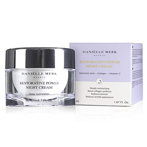 DANIÈLLE MERK - Restorative Power Night Cream - Crema con C