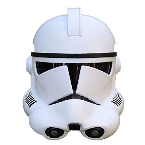 Star Wars The Black Series Rogue One-Maskenhelm, Clone Trooper Imperial Stormtrooper-Helm, Vollmasken-Spielzeug für Halloween-Cosplay-Erwachsene