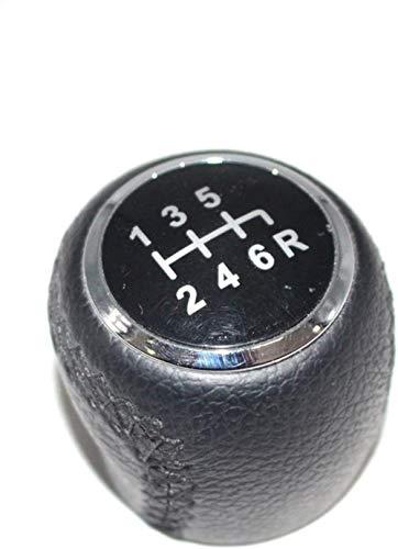 Perilla de Cambio de Marchas de Coche de 6 velocidades Cubierta/Ajustada, para Accesorios de Estilo automático Fiat Grande / 2012