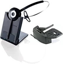 Jabra PRO 920 Mono Wireless Headset with GN1000 Remote Handset Lifter