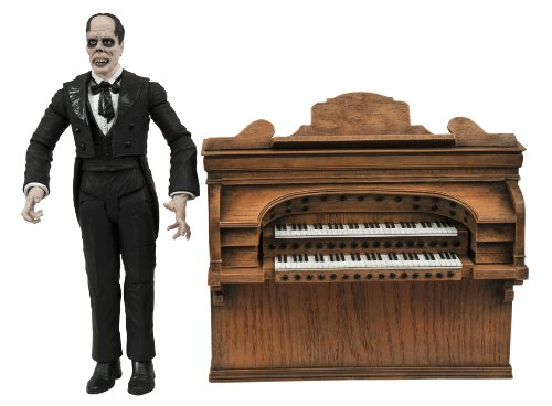 Universal Monsters Select Phantom of The Opera Figurine d'action Taille Unique