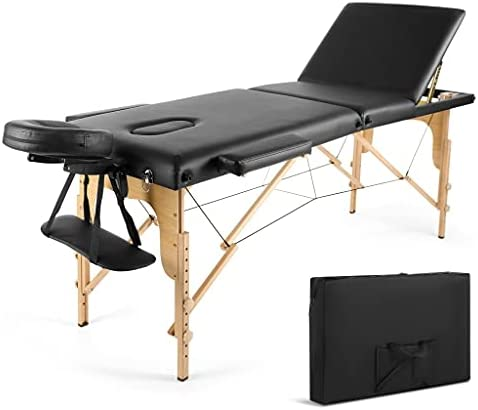 Top 10 Best massage table massage bed spa bed 84 inch Reviews