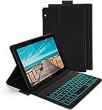 Bluetooth Keyboard Case for Huawei MediaPad T5 10.1-inch,