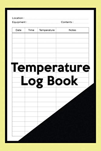 Compare Textbook Prices for Temperature Log Book: Body Temperature Health Checkup Tracker And Recorder For Colleagues, Medical History & Records, Tracker Regulating With Watch ... Name, House, Date, Time, Notes, Contents  ISBN 9798734614808 by Studio., RD Log Book