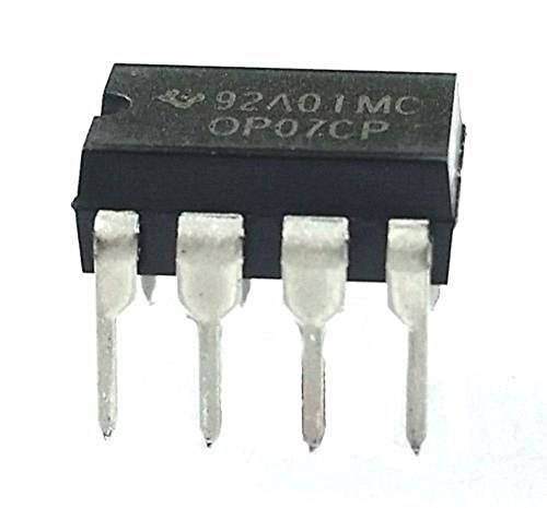 Great Features Of Texas Instruments OP07CP IC Low-Offset Voltage Precision Operational Amplifier Bre...