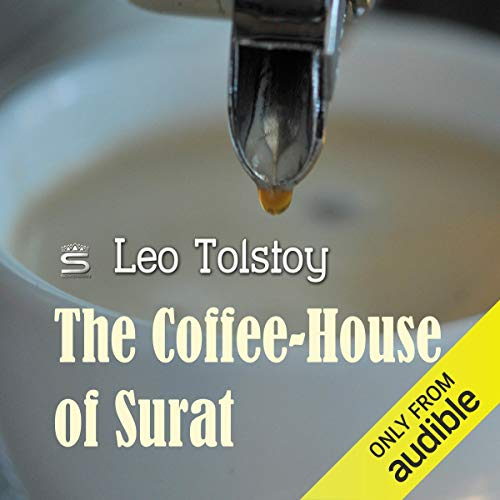 The Coffee-House of Surat audiobook cover art