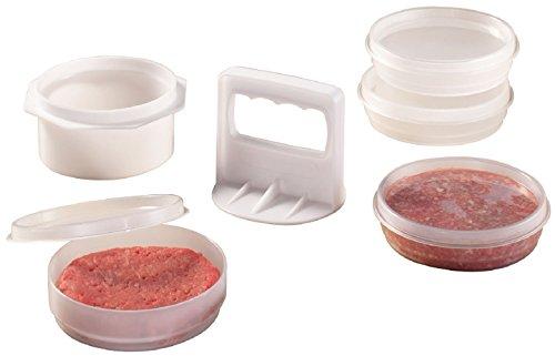 Home-X Hamburger Maker Set