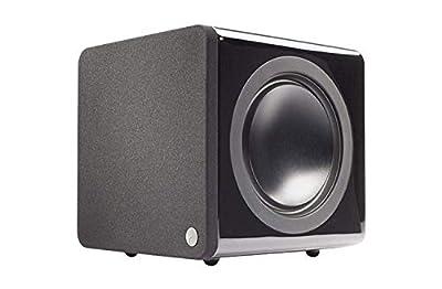 Cambridge Audio Minx X201 Active Subwoofer - 200 Watts, Auto Power On (Black) from Cambridge Audio