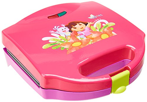 Princess 122465 Sandwichera de Dora la Exploradora, rosa