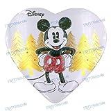 Lata Corazón - Mickey Disney - Bombones - 100 Gramos (Dorado)