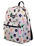 Minecraft 16' Characters All-Over Print Backpack