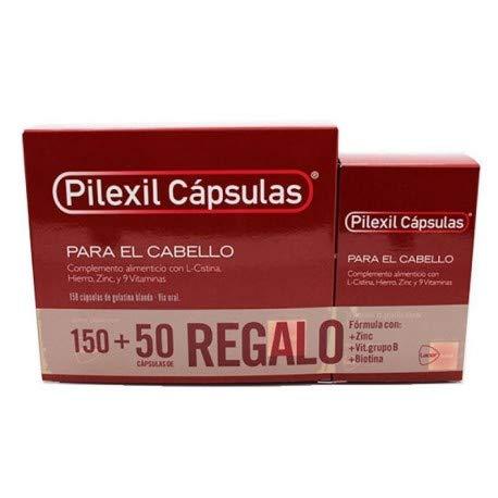 PILEXIL CAPSULAS PROMOCION 150 + 50 CAPSULAS DE REGALO