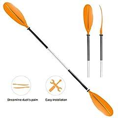 Kayak Alu Doppelpaddel
