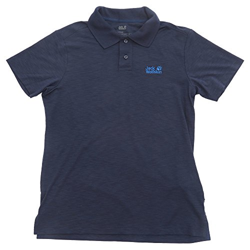 Jack Wolfskin Travel Polo pour Hommes