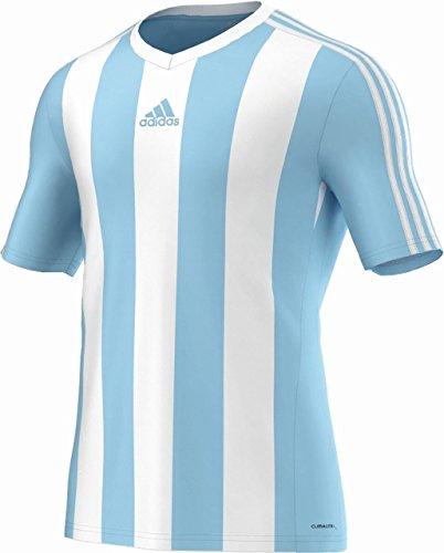 adidas Bekleidung Striped Estro 13 - Prenda, Color Multicolor (argblu/White), Talla l