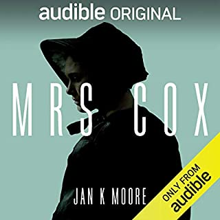 Mrs Cox     Crime Grant Finalist              By:                                                                                                                                 Jan Moore                               Narrated by:                                                                                                                                 Jilly Bond                      Length: 8 hrs and 26 mins     5 ratings     Overall 3.8