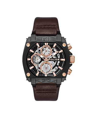 Police Reloj de Pulsera PL.15472JSB/02