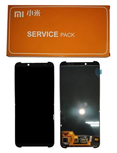Tela Touch Lcd Frontal Display Xiaomi Black Shark Helo Original (Preto)