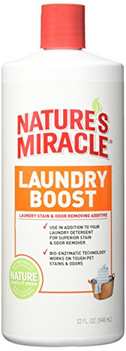 Natures Miracle Laundry Boost Stain and Odor...