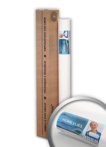 Renovlies Schildervlies 130 g Profhome HomeVlies 399-135 overschilderbaar glad wit renovatievlies voor wand en plafond | 1 rol 25 m2