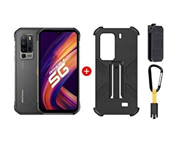 Armor 11 5G Smartphone IP68 / IP69K Waterproof Mobile Phone 8GB + 256GB 48MP 5200mAh Android 10  Armor 11 with Phone case