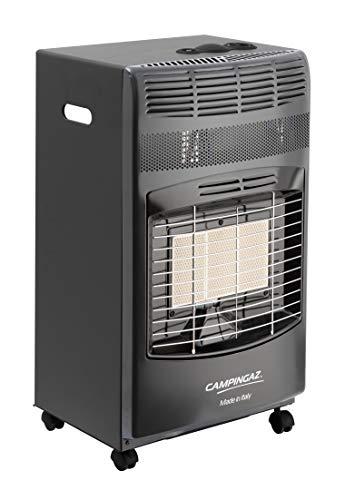 CAMPINGAZ - Calefactor Auxiliar de Gas IR 5000, Estufa de Gas sobre Ruedas, Calentador de casa con Encendido piezoeléctrico