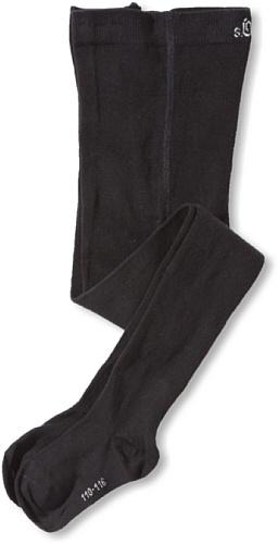 S.Oliver S23002 - Calcetines Hasta La Rodilla Para Hombre, Negro (Black 05 ), 5 Años (110 Cm)